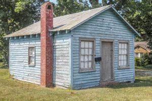 #1610 Little Blue House