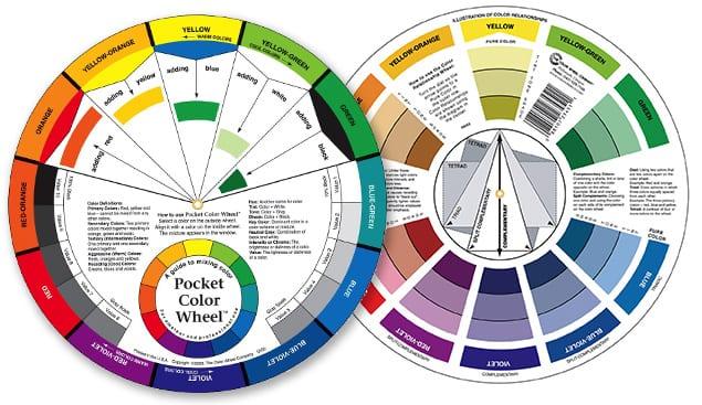 Free Color Wheel!
