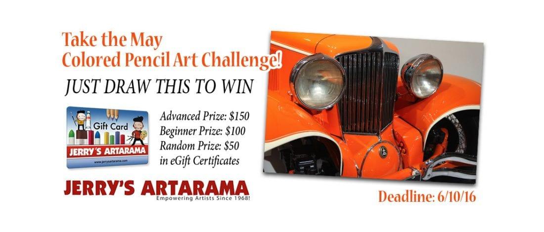 Monthly Art Challenge