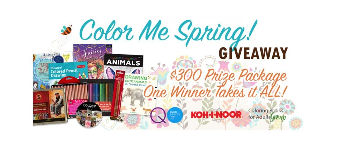 Color Me Spring Giveaway!