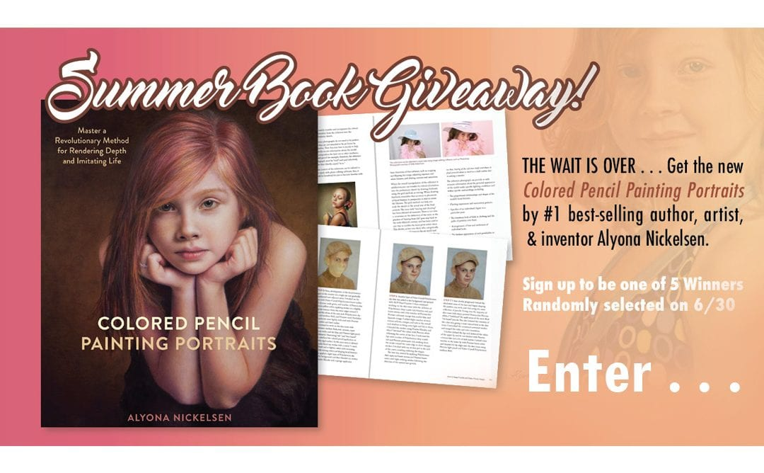 Summer Book Giveaway
