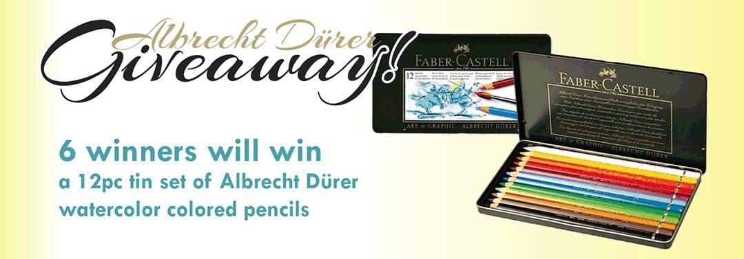 Albrecht Dürer Giveaway!