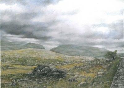 """Irish Landscape II"""