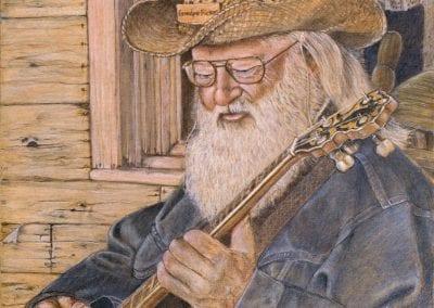 """Stone Mountain Banjo Man"""
