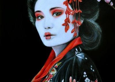 """""""Oriental Beauty"""""""