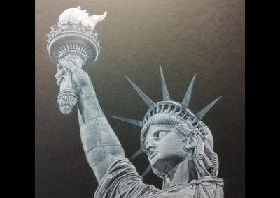 """""""Lady Liberty"""""""