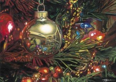 """Christmas Reflections"""