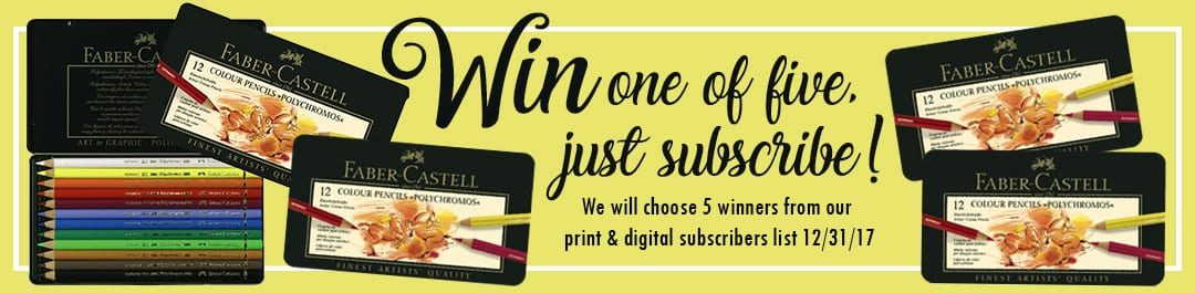 Faber-Castell Polychromos Giveaway!