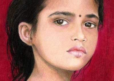 """Indian girl"""