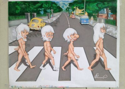 """Abby Road"""