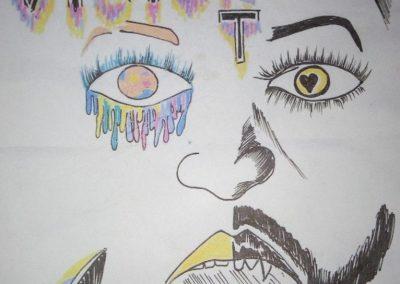 """Art is life"""