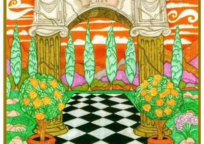 """The Garden of Hisperides"""
