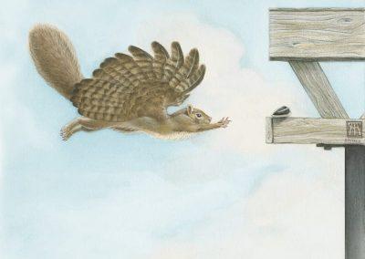 """""""When Squirrels Dream"""""""