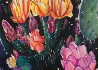 """Desert Blooms"""