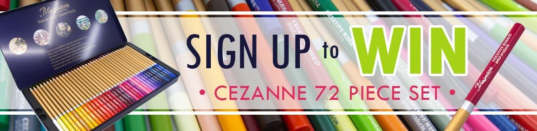 Cezanne Giveaway