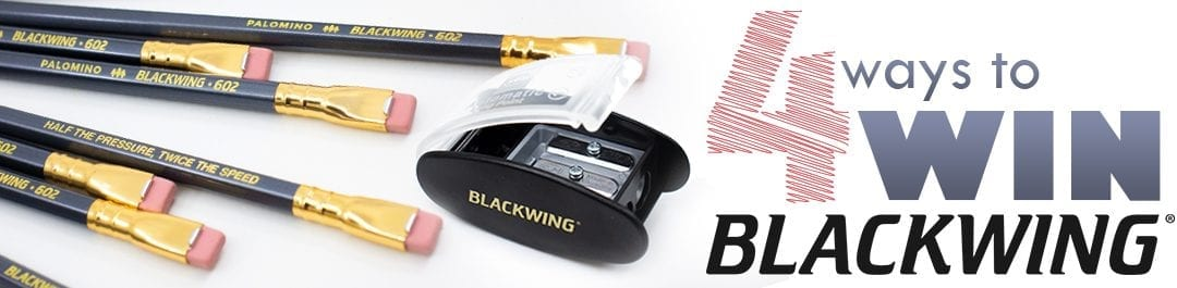 Blackwing 602 Giveaway