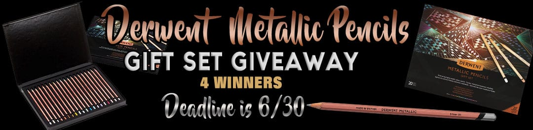 Metallic Gift Set Giveaway