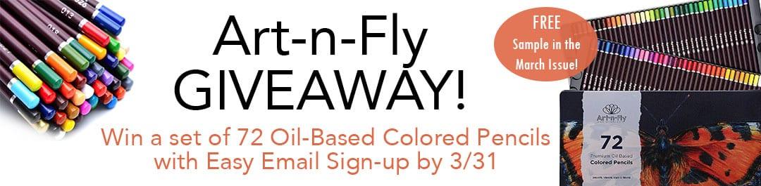 Art-n-Fly Giveaway!