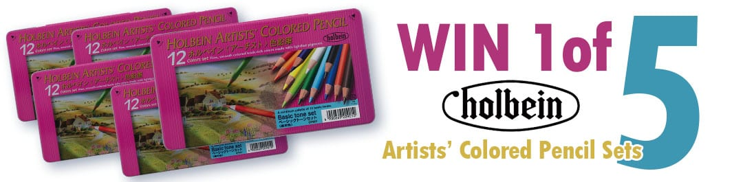 Holbein Giveaway